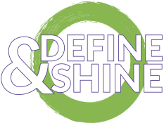 Define and Shine Logo